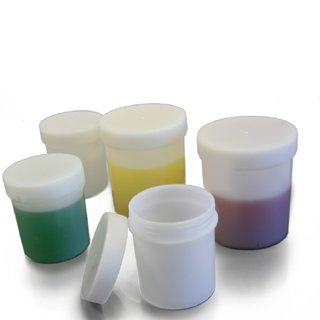 SteriWare Powder Bottle