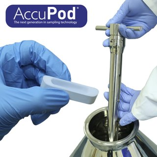 AccuPod Sample Thief - Fast Unit Dose Sampling