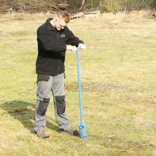 Auger Soil sampler