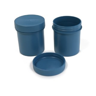 Metal Detectable wide mouth pot 250ml