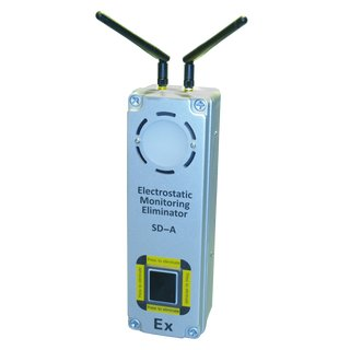 Static charge detector and eliminator SD-A