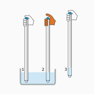 SteriWare Jumbo Pipette