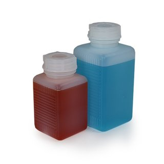Square Bottle HDPE