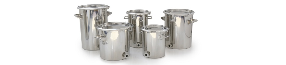 Stainless products for lab & production